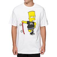 Футболка мужская стильная The Simpsons x Neff Too Cool