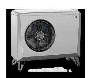 тепловой насос воздух-вода 8 кВт