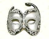 Прокат венеціанських карнавальних масок пластикових, фото 4