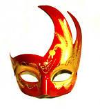 Прокат венеціанських карнавальних масок пластикових, фото 5