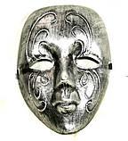 Прокат венеціанських карнавальних масок пластикових, фото 6
