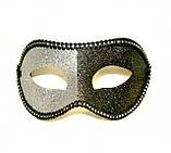Прокат венеціанських карнавальних масок пластикових, фото 8