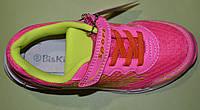 Яркие дышащие кроссовки для девочки, фото 1