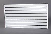 Низкие дизайнерские радиаторы 130*1900 (2 cекции) MaxiTerm EliTerm, фото 1