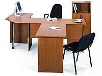 Стол руководителя + тумба 01-11