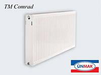 Стальной радиатор Comrad 22 тип H500 L 1000 боковое, фото 1