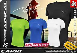 Спортивная женская футболка Radical Capri (Польша)