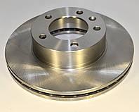 Тормозной диск передний на Renault Master II  1998->2010 - Meyle (Германия) — MY6155216031