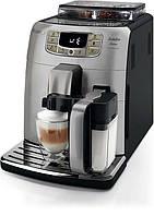 Кофемашина Saeco Intelia Deluxe HD8904/01