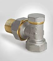 Вентиль-кран радиаторный угловой 1/2 х 1/2 дюйма KOER KR.902