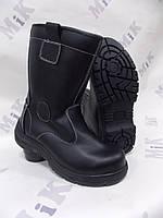 Сапоги защитные, металлический носок