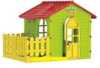 Игровой домик с террасой 3486