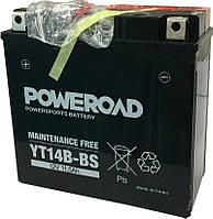 Мото аккумулятор Yucell PoweRoad  YT14B-BS