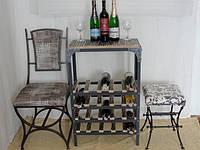 Кованая мебель для дома