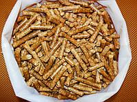 Гранулы древесные для копчения (яблоня) 1,5 кг