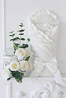 Конверт одеяло для новорожденного