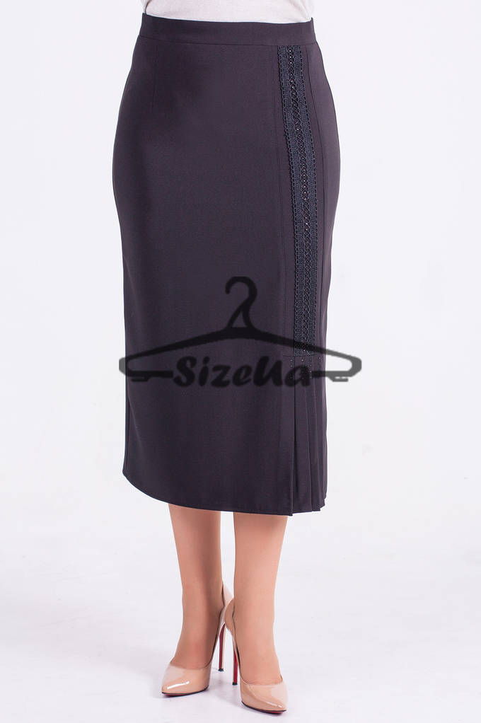 Женская юбка Патриция черная
