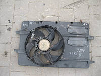 Вентилятор радиатора Mitsubishi Colt комплект
