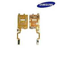 Шлейф для Samsung Z300, межплатный, с компонентами (оригинал)