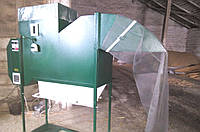 Сепаратор для очистки и калибровки зерна