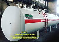 Резервуары для нефтепродуктов ГСМ