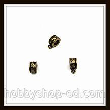 Бейл бронза (0,6*1,3 см) 6 шт в уп.