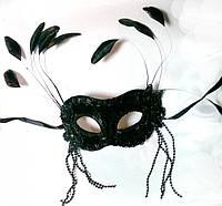 Прокат карнавальных масок из комбинированных материалов, фото 1