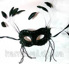 Прокат карнавальних масок з комбінованих матеріалів
