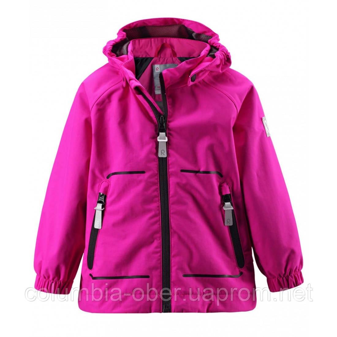 Ветровка для девочки  Reimatec 511162-4630. Размер 86 - 98.