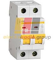 Автоматичний вимикач ВА47-29М 2Р 25А 4,5кА С IEK