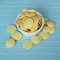 Глазурь кондиетрская желтая МИР (чипсы) 250 гр.