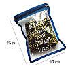 Водонепроницаемая сумка для мужских плавок Keep calm and swim fast (размер S), фото 2