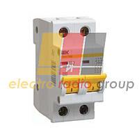 Автоматичний вимикач ВА47-29М 2Р 32А 4,5кА С IEK