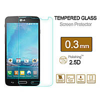 Защитное стекло Tempered Glass 0,33 мм для LG L90