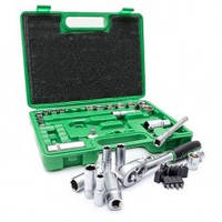 Набор инструментов 39 предметов Intertool ET-6039SP