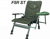 Кресло карповое складное со столиком Carp Elektrostatyk F5R ST, фото 1