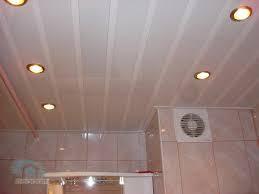 Устройство пластикового подвесного потолка с обрешеткой (вагонка)
