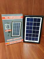 Монокристаллическая солнечная панель MP-003WP 3W-6V Solar Panel (батарея) HZT