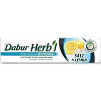 Зубна паста - Відбілююча DABUR HERB'L 60+20г