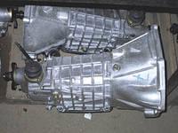 Коробка переключения передач (КПП) ВАЗ 4-х ступенчастая, фото 1