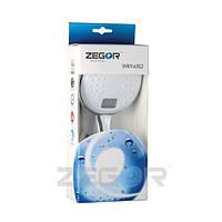 Лейка для душа с индикацией температуры воды Zegor WKY-6302