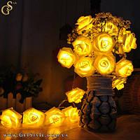 """Светящиеся розы - """"Light Roses"""" - 20 шт., фото 1"""