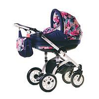 Детская универсальная коляска 2 в 1 Adamex Lara 565G