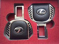 Заглушки ремня Lexus (Лексус)