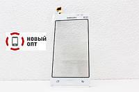 Тачскрин (Сенсор дисплея) Samsung G531H DS Grand Prime VE белый H/C, фото 1