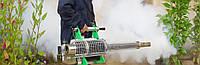 Дезинсекция, дезинфекция зерно складов, помещений оборудованием IGEBA