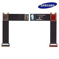 Шлейф для Samsung C3750, C3752, межплатный, с компонентами, оригинал