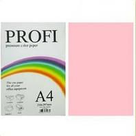 """Бумага цветная """"PROFI"""" А4. 80г  розовый PINK"""