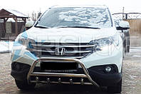 Кенгурятник Кенгур Передняя защита Honda CR-V 2012-