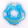 Круг для купания младенцев с погремушками  Baby swimmer 3-12кг